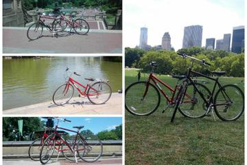 Picture of NYC Central Park Bike Rental Opt 2