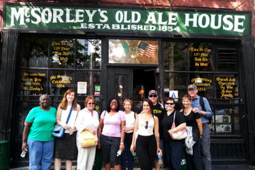 Picture of NYC Off the Beaten Path Walking Tour + Irish Pub Visit