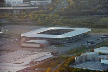 Private Minivan Transfer: Rugby World Cup at Stadium Milton Keynes from London