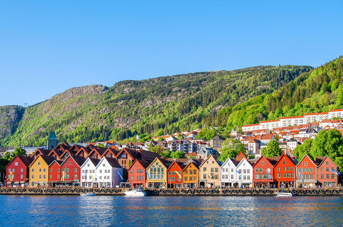 Bergen Panoramic Tour - From the port of Bergen