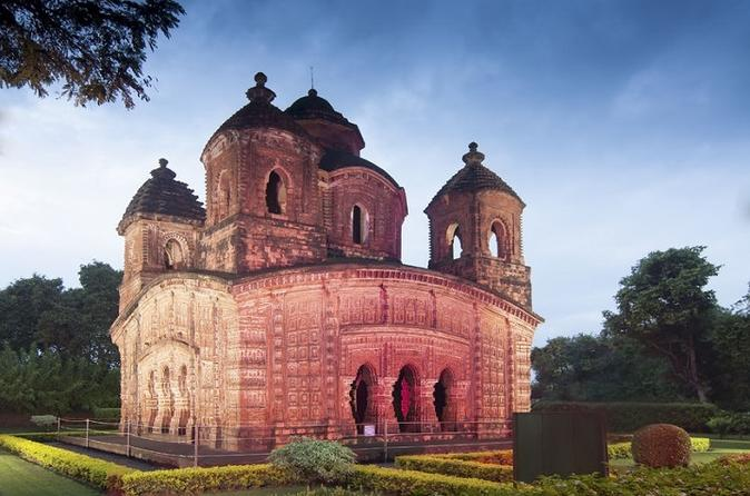 Private Full Day Temple & Spiritual Tour of Bishnupur from Kolkata
