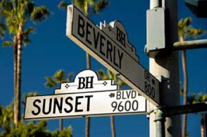 4.5-Hour Small-Group Los Angeles Tour with Transportation