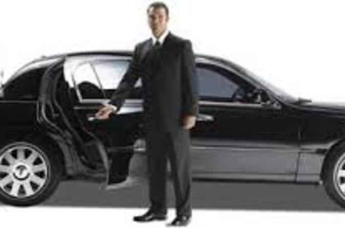 Private Los Angeles International Airport Transfer