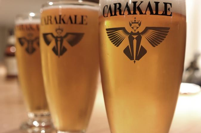 Amman City and Carakale Beer 6-Hour Experience with Driver
