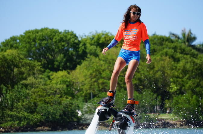 Miami Flyboard and Island Experience
