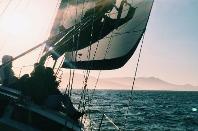 2-Hour Sunset Sail on the San Francisco Bay