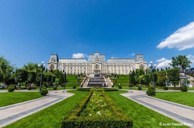 The Complete Walking Tour of Iasi