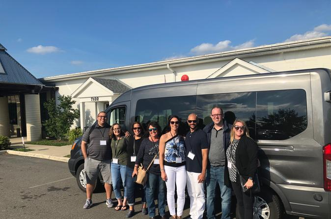 Northern Virginia Winery Tour