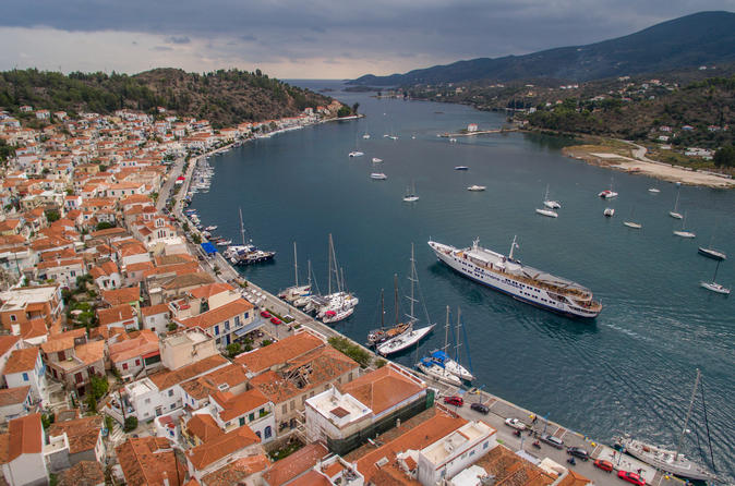 One Day Cruise to Hydra - Poros - Aegina from Athens - VIP class