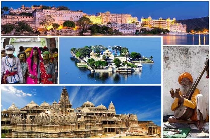 2-Day Tour of Udaipur and Ranakpur