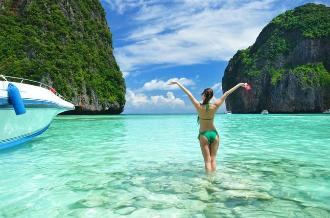 Island Phi Phi and Bamboo Day Tour