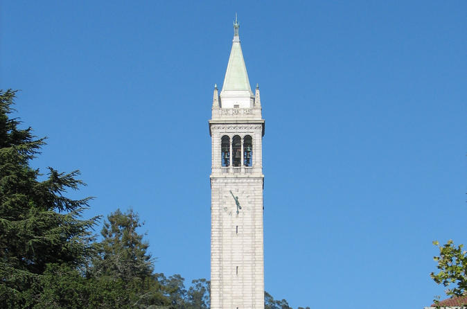 Walking tour of Berkeley