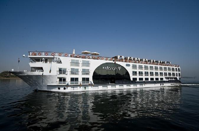 5 Days Nile River Cruise from Luxor to Aswan