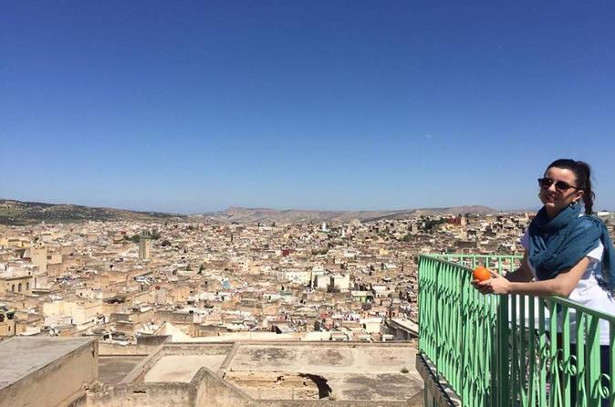 Medina Private Guided Walking Half-Day Tour