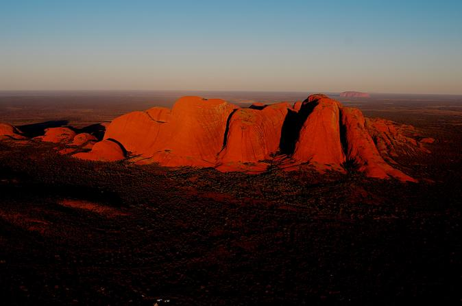 Kata Tjuta and Uluru Grand View Helicopter Flight image