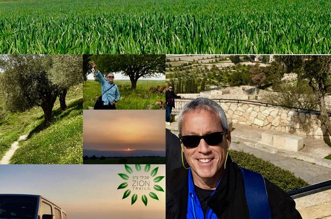 Richard Frieden founder of ZionTrails offer private tours in Israel
