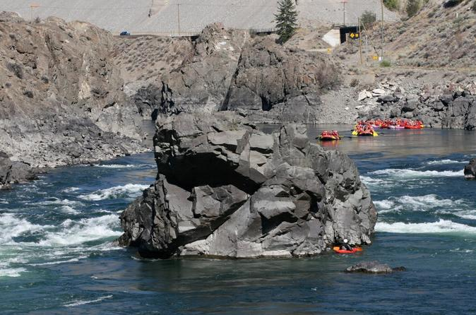 Thompson River Rafting Day Trip