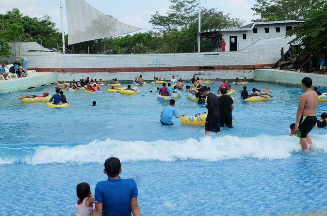 Bugis Waterpark Adventure Tickets - Easy Access