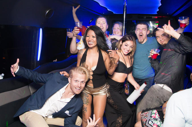 Las Vegas Club Crawl Experience