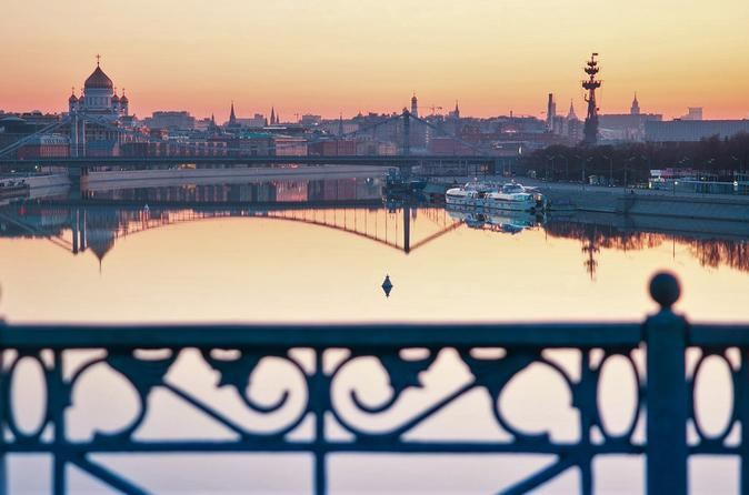 2 day Moscow and St Petersburg Tour