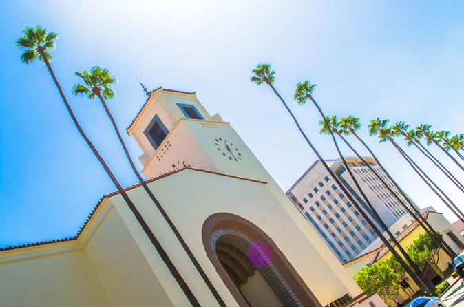 Historic Tour in Downtown LA: Union Station, Olvera Street and Little Tokyo