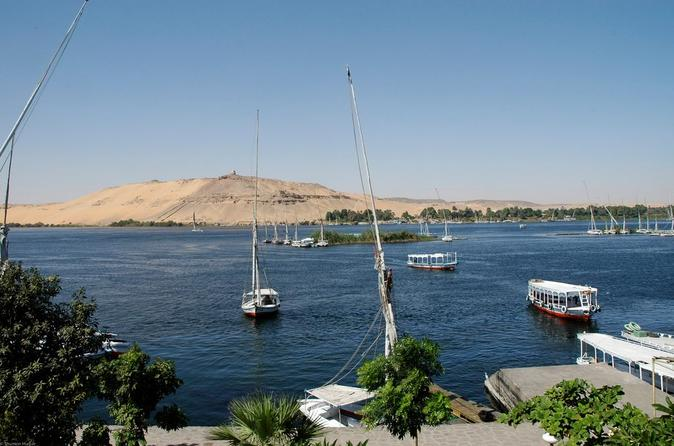 Full private day tour in Aswan to visit Phelae temple and Nubian Village with lunch included