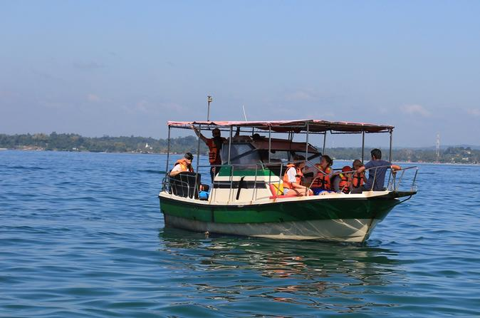Private Whale Watching trip in SriLanka