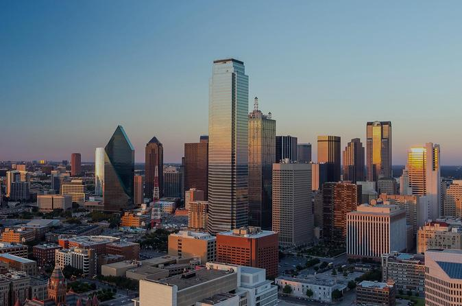 3-Hour Small-Group Sightseeing Tour of Dallas