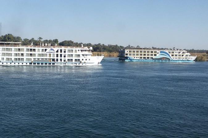 4 Day 3 Night Nile Cruise Aswan to Luxor all sights and meals included