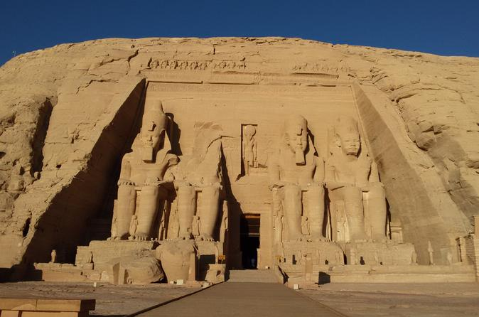 Private Tour: Tour to Abu Simbel Temples from Aswan