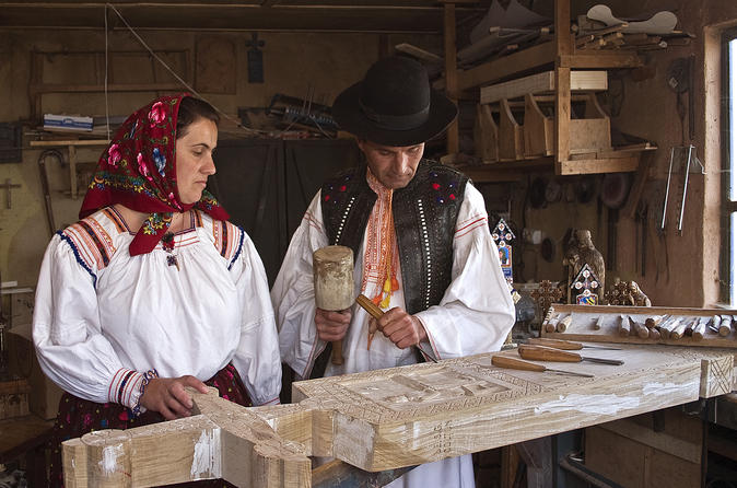 Maramures Authentic Experience 2-Day Trip from Cluj