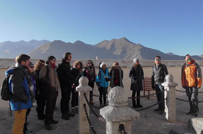 Top 1 Day Tibet Tour with Potala Palace Jokhang Temple and Barkhor by Walking