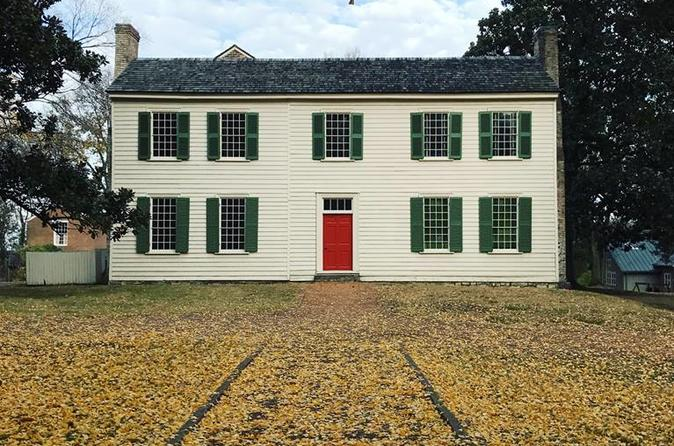 Historic Travellers Rest House Museum Tour