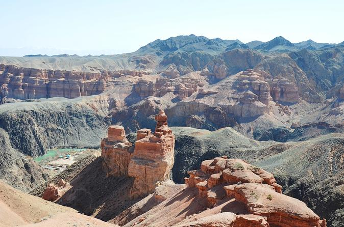 Day tour to Charyn Canyon