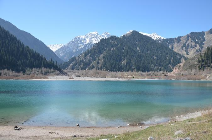 Small-Group Day Trip to Lake Issyk from Almaty