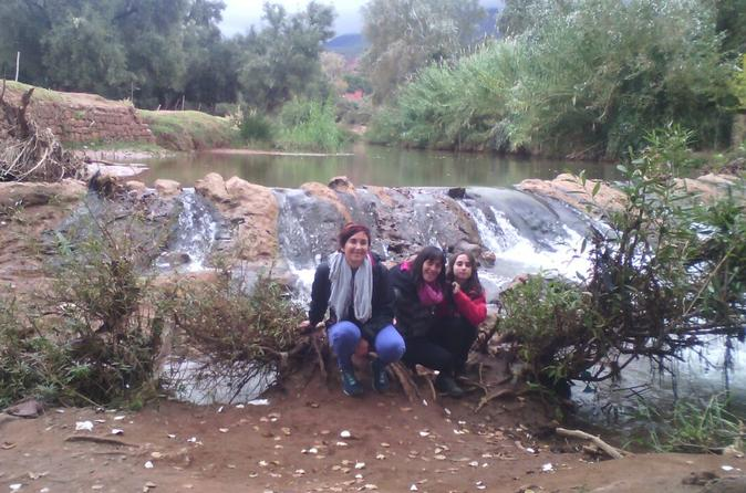 Small Group Full-Day Trip from Marrakech to Ouzoud Waterfalls