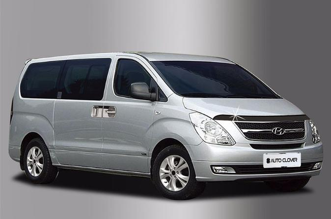 PRIVATE VAN RENTAL WITH BILINGUAL DRIVER FOR EXCURSIONS AND JOURNEYS