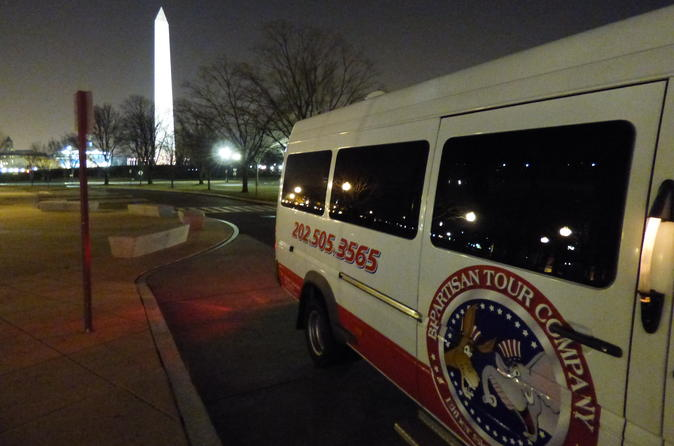 Epic Evening Tour: Small Group Bus Tour