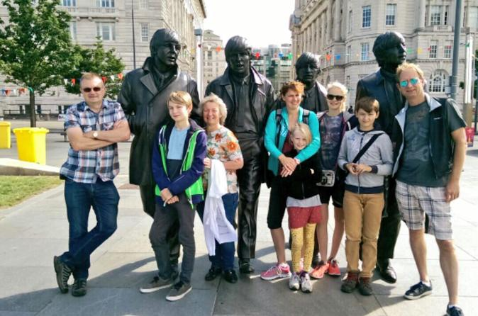 Shore Excursion: Liverpool Walking Tour in the Beatles' Footsteps including the Cavern Club