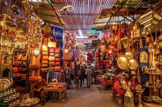 Marrakech Sightseeing Day from Casablanca