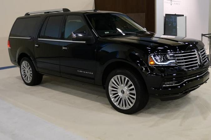 New Orleans Airport or Hotel Transfer by SUV