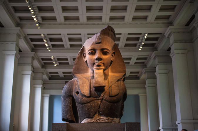 The British Museum Tour - The Ideas That Made Our World