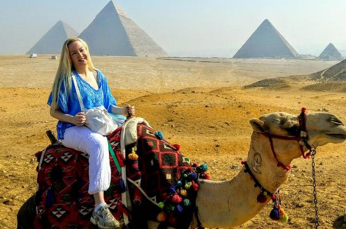 8-Night Luxury Tour from Cairo: Private or Small Group