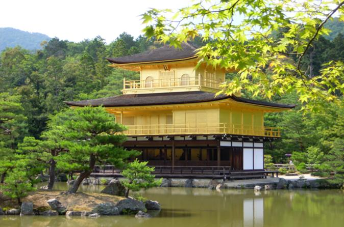 Private Kyoto Custom One Day Tour by Chartered Vehicle