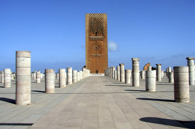 7-Night Imperial Cities Private Tour including Breakfast from Casablanca