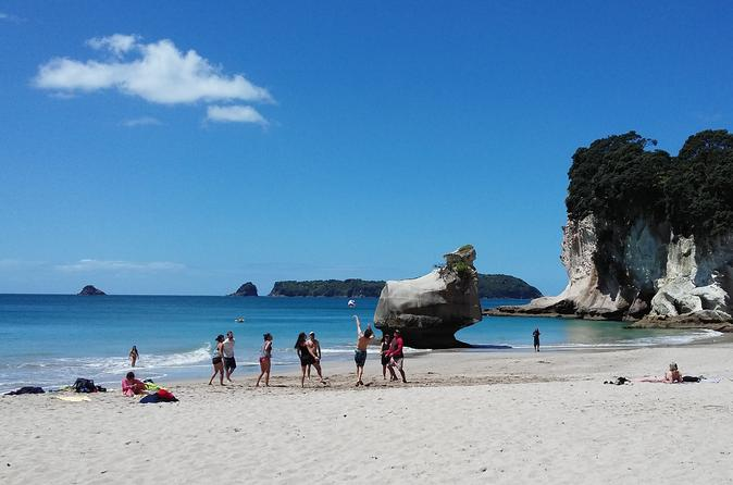 North Island Flexible Adventure Bus Pass - Auckland to Wellington Return