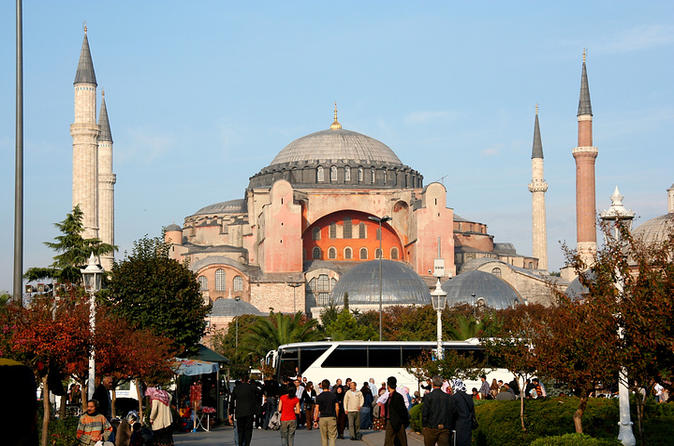 Half Day Istanbul Tour From Cruise Port