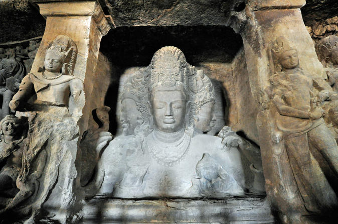 Mumbai Day Tour With Elephanta Caves
