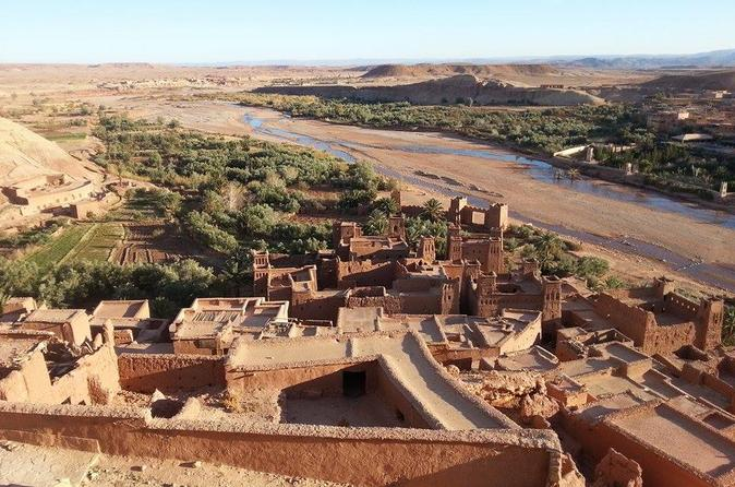 Moroccan Desert 3-Day Tour from Marrakech