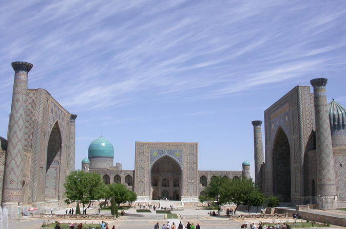 1-Day Tour of Samarkand from Tashkent